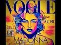 Madonna - VOGUE (Space Hunter Remix) [Nu Disco/House]