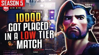 TOP 500 PRO Player - IDDQD Got Placed With Plats and Diamonds [SEASON 5]