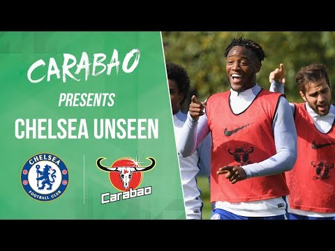 Batshuayi Can't Stop Scoring, Willian Up To His Old Tricks And We Take Over Madrid | Chelsea Unseen