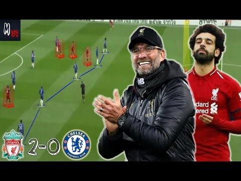 How Did Klopp Dominate Sarri's Tactics? Liverpool 2-0 Chelsea / Tactical Analysis