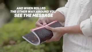 そんな部分がメディアに! 害虫の習性を鮮烈に伝える『隠された広告』