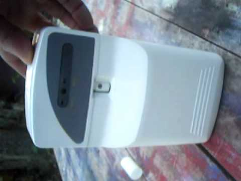 250760348051 Duftspender auf ebay / Elektrischer Lufterfrischer / Electric Air Freshener /