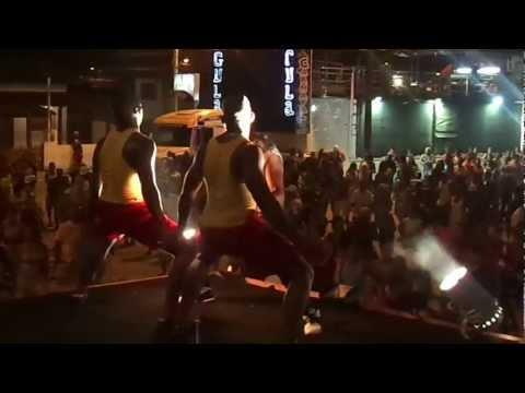 Banda SW4 em alcobaça. Carnaval PT 2.