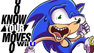 Relax Alax – Does Sonic GOTTA go Fast?!?!?! – Know Your Moves: Sonic (Smash Bros. History and Design)