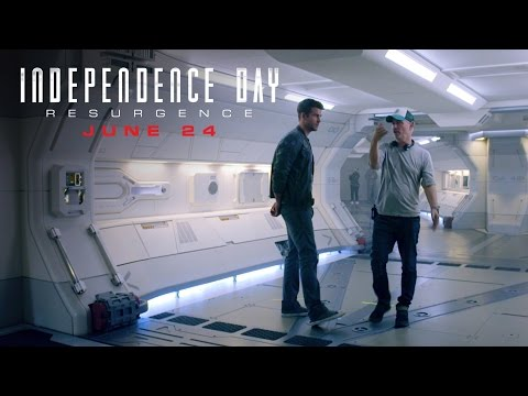 Independence Day: Resurgence (Featurette 'About the Director')