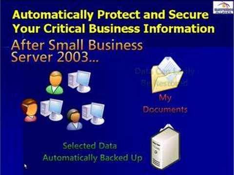 Introduction to Small Business Server 2003 - Part 1