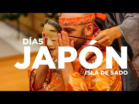 Japón día 5   Descubriendo la Isla de Sado