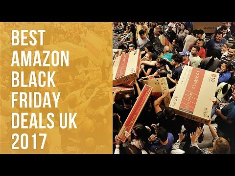 Best Black Friday Deals UK Amazon 2017 | Xbox One | PS4 | FIFA 18 | COD WWII