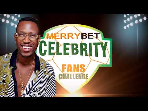 Nigerian SuperStars Shine at Merry Bet Celebrity Fans Challenge