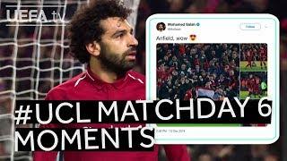 Download Video DEMBÉLÉ, SALAH, CSKA MOSKVA: #UCL Matchday Six Moments MP3 3GP MP4