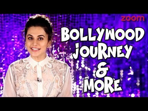Taapsee Pannu On Her Bollywood Journey, Future Pla
