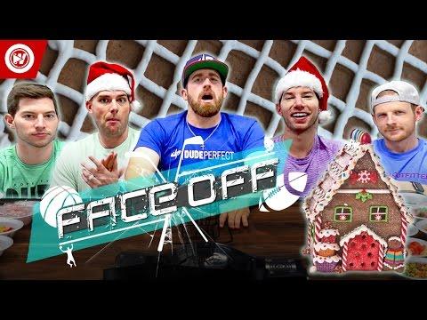 Dude Perfect Have A Christmas Special Face Off