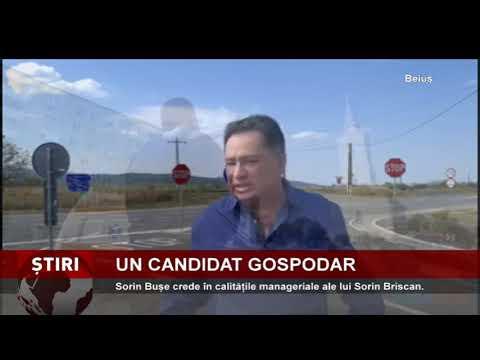 Calitățile manageriale ale candidatului USR-PLUS, Sorin Briscan, la Primăria Beiuș