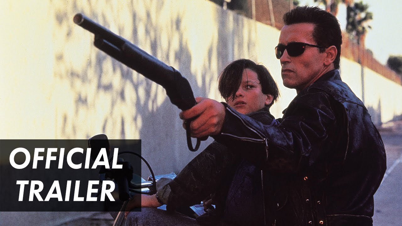 TERMINATOR 2 - New Trailer - Official (2015)