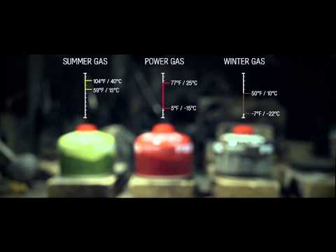 Primus has gas for all seasons and purposes. We offer three different gas mixtures for different conditions: Summer Gas, Power Gas and Winter Gas, in order to optimize the energy and effectiveness when and where you need it.  Learn more about our gas - www.primus.eu/knowhow/primus-gas