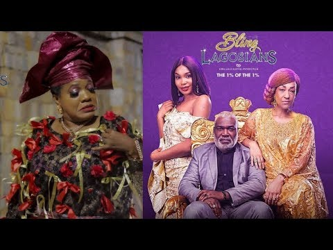 TOYIN ABRAHAM, ELVINA IBRU, OTHERS IN 'THE BLING LAGOSIANS'| MOVIE REVIEW