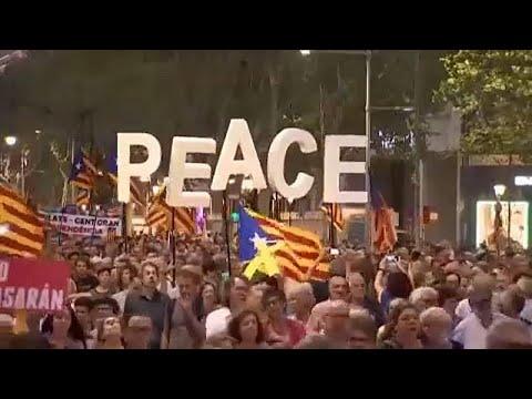 Καταλονία: Σε πολιτική ανυπακοή καλούν οι αυτονομιστές   …