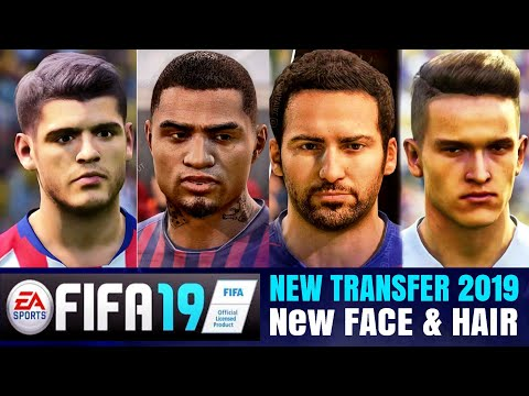 DOWNLOAD FIFA 14 MOD 19 NEW UPDATE TRANSFER MUSIM DINGIN 2019 | BEST GRAPHICS NEW FACE & HAIR