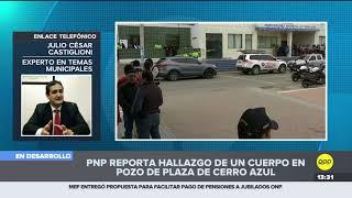 Download Lagu Municipio de Cerro Azul es responsable de que pozos en plaza estén tapados, señaló experto Mp3
