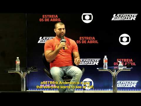 Fight Night Rio: The Ultimate Fighter Brazil 4 Press Conference Highlights