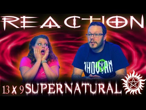 "Supernatural 13x9 REACTION!! ""The Bad Place"""