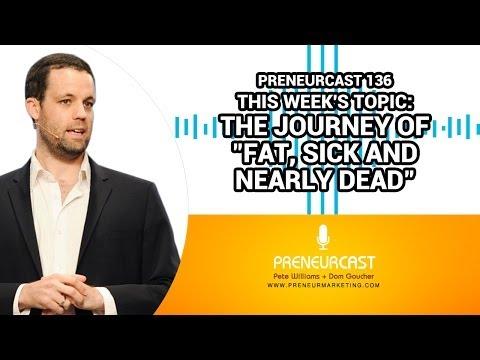 PreneurCast136: Healthy Business With Joe Cross