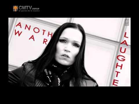 Tarja Turunen video Entrevista / Colours in the dark - Julio 2013