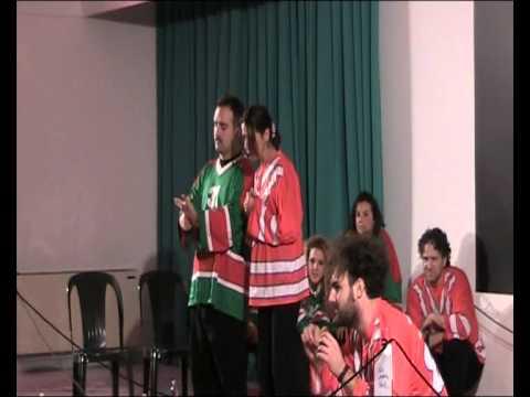 Match di Improvvisazione Teatrale - Strani Tipici Ischia vs Roma - Ottava Parte