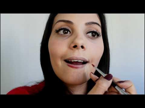 Tutorial maquiagem