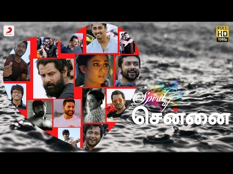 Spirit Of Chennai - Music Album HD Video - Chiyaan Vikram