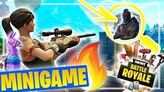 KLOPJACHT MINIGAME in TILTED TOWERS! - Fortnite Battle Royale (nederlands)