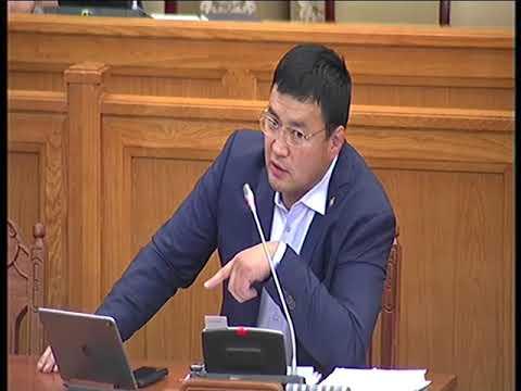 А.Сүхбат: Засгийн газраас оруулж ирсэн хуулийн төслийг буцаах саналтай байна