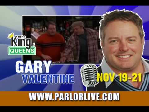 Parlor Live Comedy Club, Faizon Love, Michael Winslow, Gary Valentine, Tony Rock