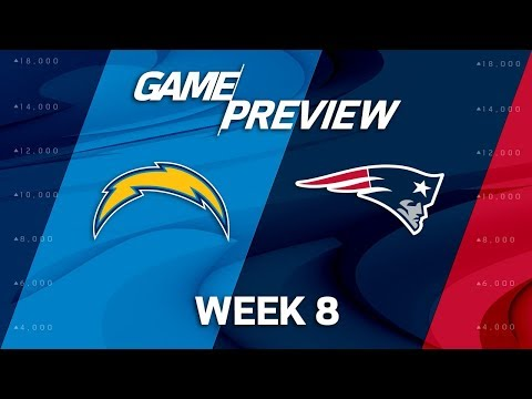 Video: Los Angeles Chargers vs. New England Patriots | Week 8 Game Preview | Move the Sticks