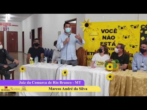 Setembro Amarelo 23/09/2021 Exmo. Juiz Marcos André