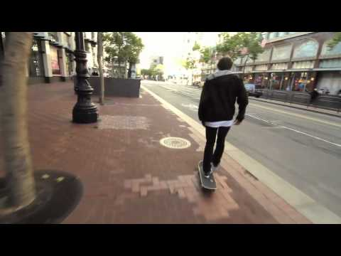 HUF Footwear Commercial #011 | Video