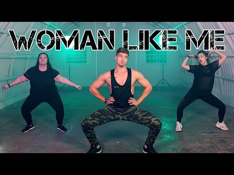 Woman Like Me - Little Mix feat. Nicki Minaj | Caleb Marshall | Dance Workout