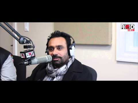 chotta babbu mann - Harjinder Thind Interview With Babbu Maan.