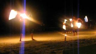 Fire Show - Koh Samet, Thailand