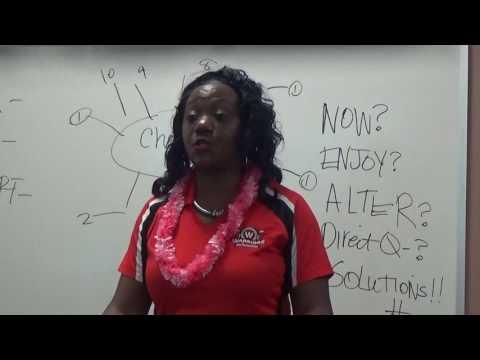Stephanie Daniel - Being Coachable