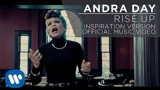 Andra Day Shows Loves Conquers All in Rise Up Video news