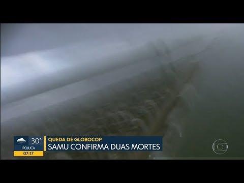 URGENTE  Globocop da Globo Nordeste cai em sua estréia de nova sede