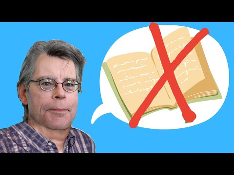 Creative writing lessons: Creative Writing tips, advice and lessons from bestseller Stephen King