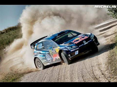 Shakedown - 2016 WRC Rally Poland - Michelin Motorsport
