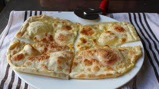 Recco Italy  city photo : Focaccia di Recco - Rustic Cheese-Filled Italian Flatbread