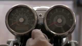 9. Matt Capri - Customizing the Royal Enfield Continental GT - Part 2
