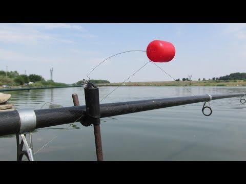 электронный сигнализатор поклевки на реке