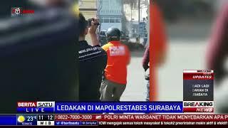 Video Seorang Anak Dibopong Polisi Saat Ledakan Bom di Mapolresta Surabaya MP3, 3GP, MP4, WEBM, AVI, FLV Januari 2019