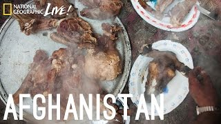 Video We Are What We Eat: Afghanistan | Nat Geo Live MP3, 3GP, MP4, WEBM, AVI, FLV Februari 2019