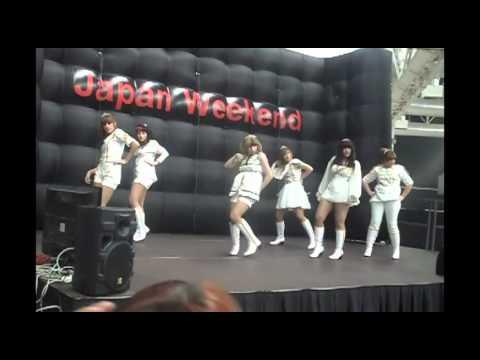 [SUPuu] GIRLS' GENRATION, The Boys, Barcelona, Spain (видео)